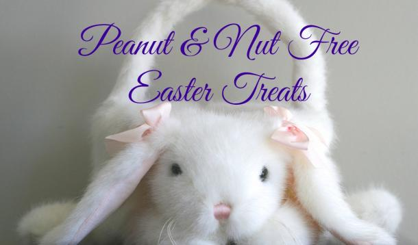 peanut and nut free easter treats