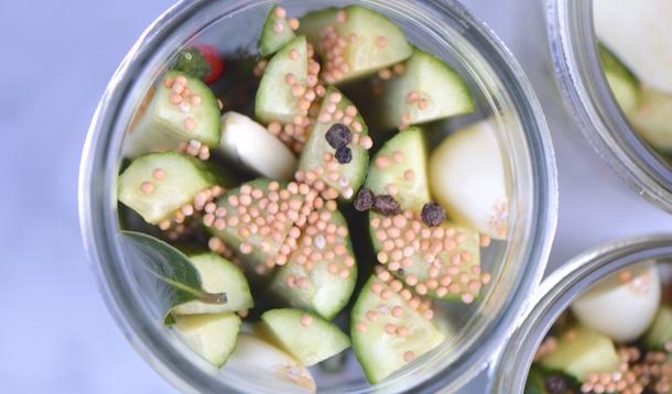 summer pickles recipe | YummyMummyClub.ca