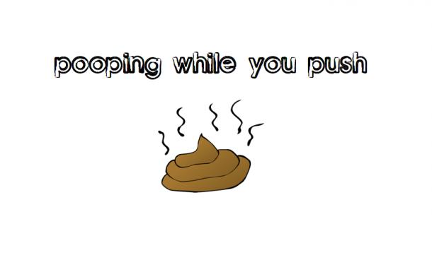 Pooping While You Push :: YummyMummyClub ca