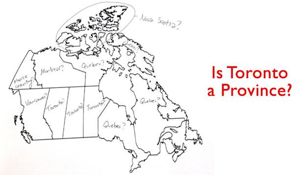 americans attempt to label map of canada hilarity ensues yummymummyclubca