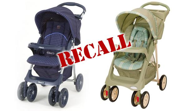 RECALL: Graco Strollers and Travel Systems ...