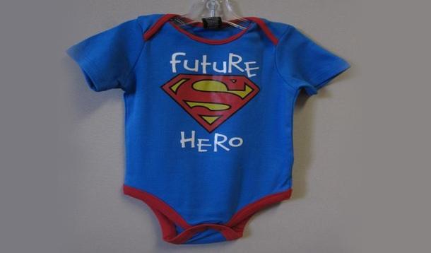 superman onesie recall
