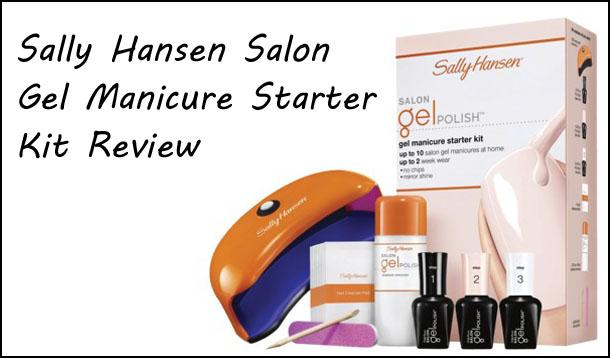 Sally Hansen Salon Gel Polish Kit :: YummyMummyClub.ca