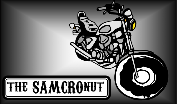 SAMCROnut recipe