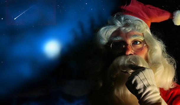 santa, mystery of santa, kids and santa