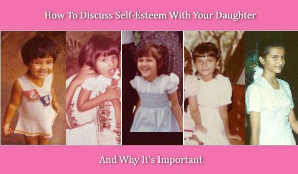 5 Self-Esteem Conversations You Need To Have With Your Girl