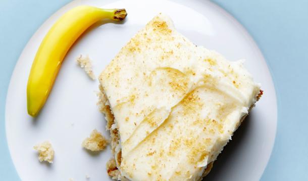 Banana Bars