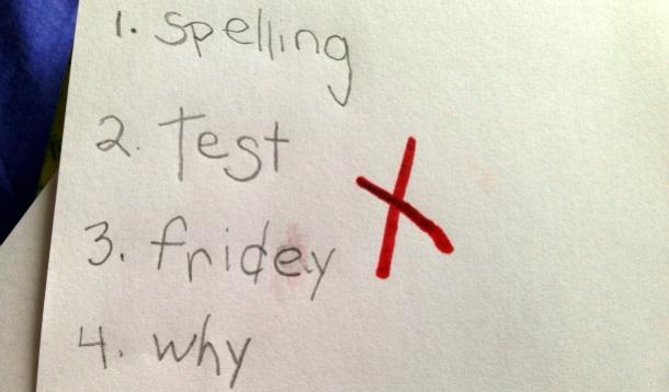 spelling tests are they neccesary