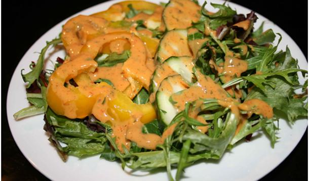 Spicy Thai Chili Lime Dressing Recipe