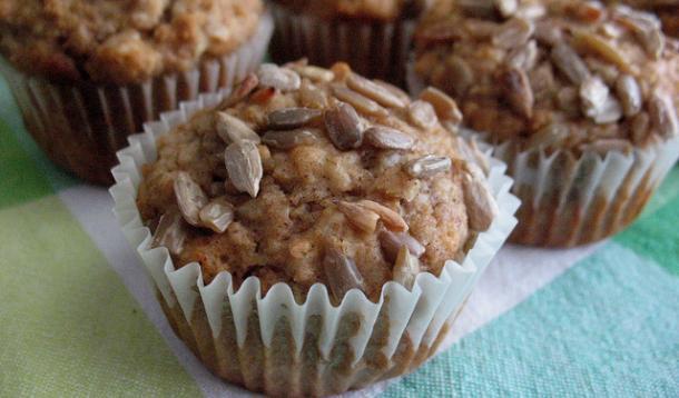 Sunflower Honey Muffins Recipe