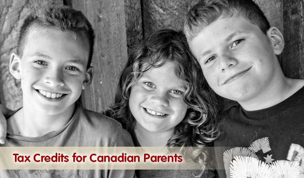 Must-Know Tax Credits For Canadian Parents