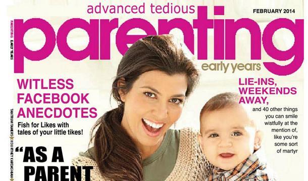 tedious parenting magazine