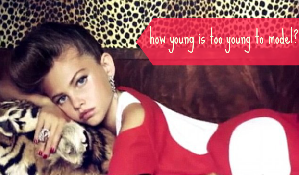How Young Is Too Young To Model Yummymummyclub Ca