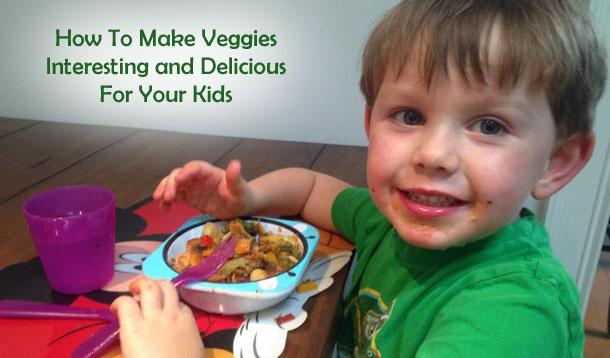 5 Kid-Friendly Ideas To Include Veggies In Family Meals