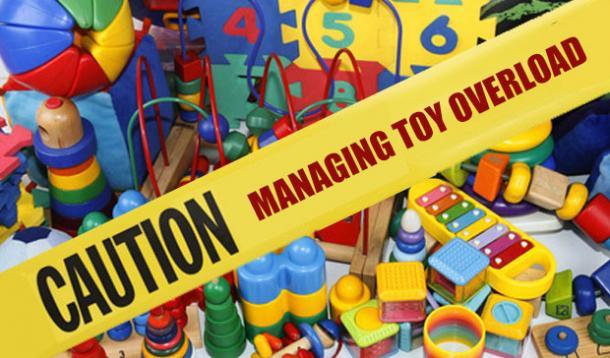 Managing Toy Overload
