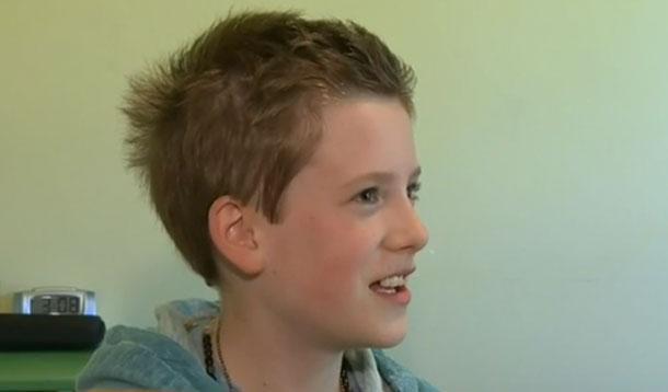 transgender boy
