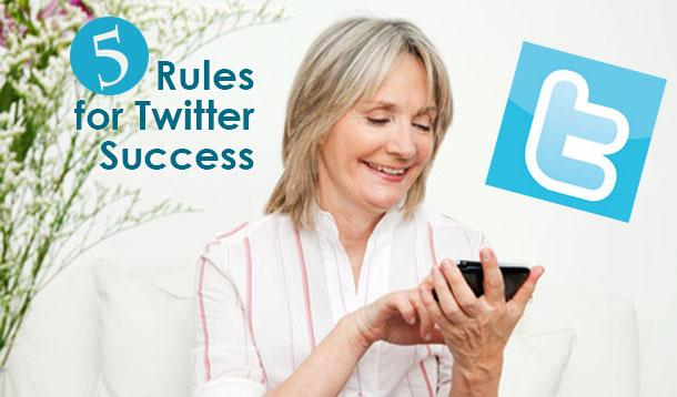 twitter success rules