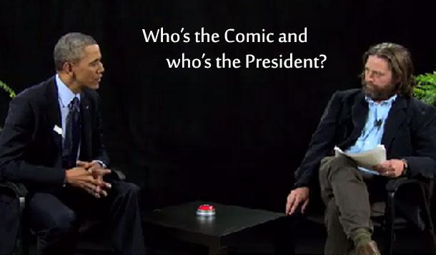 between two ferns obama and galifianakis