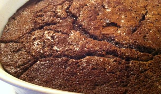 Recipes Easy gingerbread cake