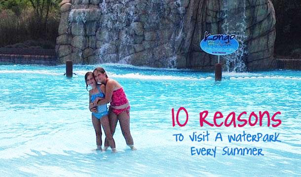 10 Reasons Why Visiting A Waterpark Is A Summer Must-Do