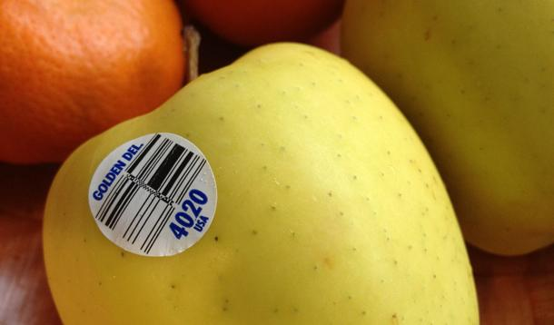 What Do Produce Sticker Codes Mean?