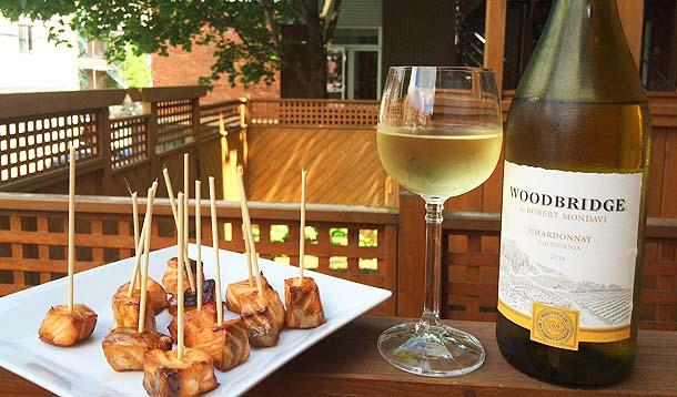 Recipes and Wine Pairings for a California Wine Party