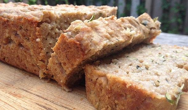 zucchini bread recipe | YummyMummyClub.ca