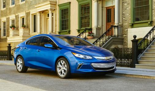 The 2016 Chevy Volt: One of the Greenest Cars You Can Buy