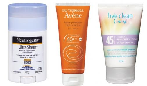 best sunscreens | YummyMummyClub.ca
