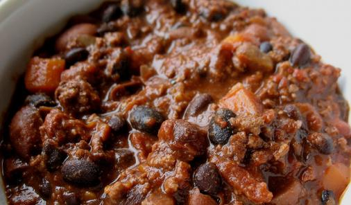 Spicy Southwest Beef Chili Recipe