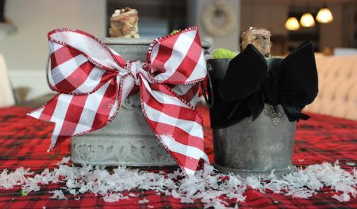 A frugalDIY hostess gift for this holiday season - A sprouting flower bulb for a beautiful indoor garden. | Gardening | Christmas | Frugal | YummyMummyClub.ca