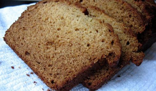 Butternut Squash Bread Recipe