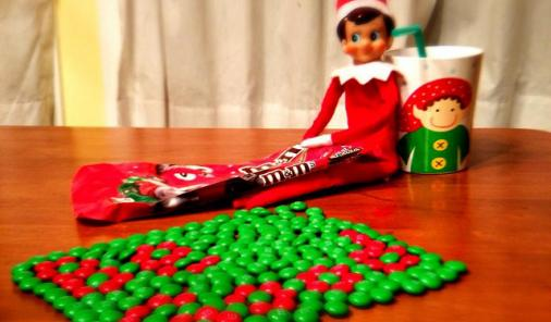 "The Elf on the Shelf Alternative You Need - This isn't about trashing a tradition that many families love, it's about providing an alternative for kids where the Elf isn't much fun and the kids don't deserve to be labeled ""naughty."" 