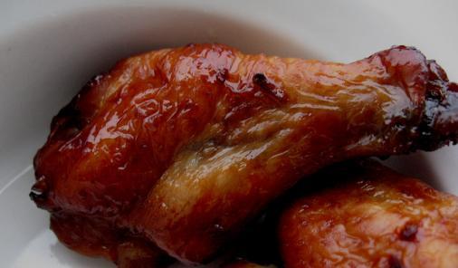 Asian Style Chicken Wings Recipe