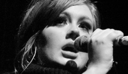Adele talks motherhood