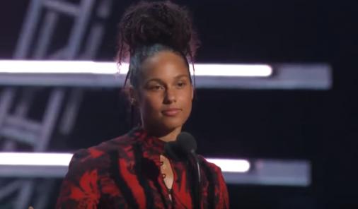 Alicia Keys No Makeup | YummyMummyClub.ca
