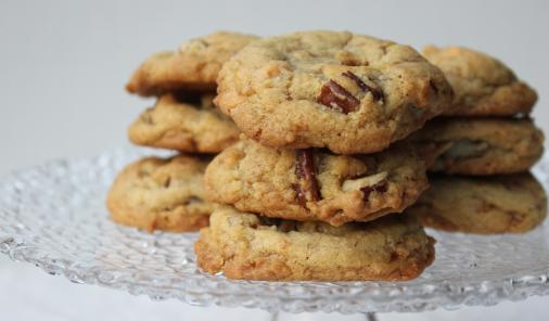 Chewy, salty, sweet and satisfying you just might never make another cookie recipe again