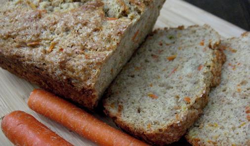 Carrot Banana Bread Recipe