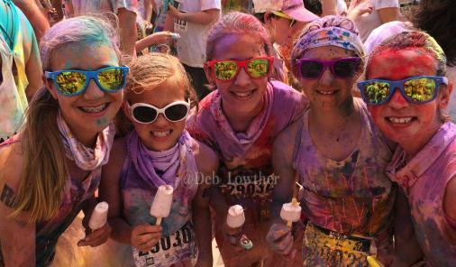 Curious about the colour craze? Here's what to expect before, during, and after a colour run.