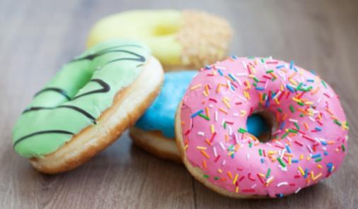 pregnancy donut cravings