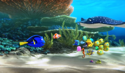 Finding Dory Pixar Movie Coming in June | YummyMummyClub.ca