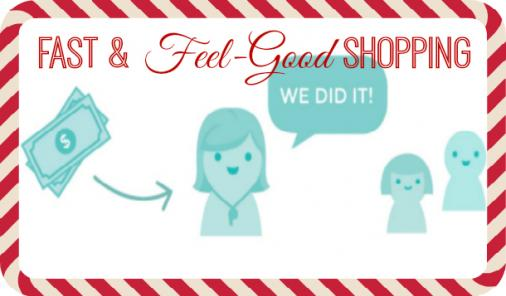 Fast and Feel Good Shopping with FlipGive