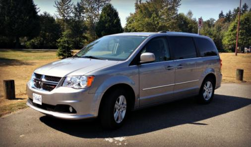 Dodge Grand Caravan: High Tech Mom Taxi