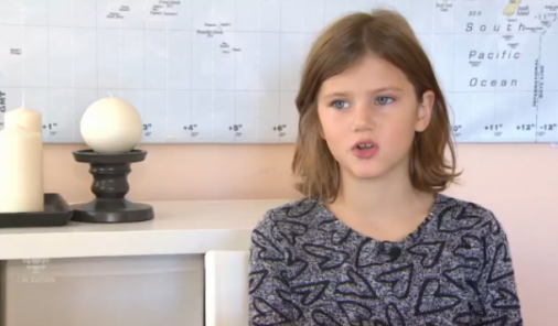 girl wants donations to charity for birthday