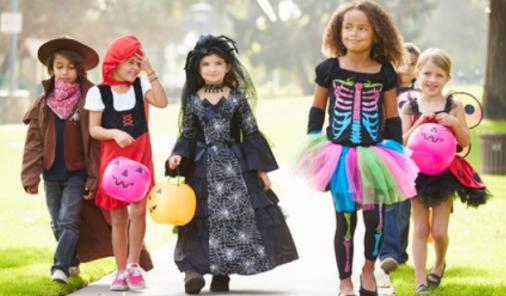 safe trick or treating