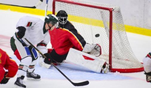 Baby injured by puck at hockey practice | YummyMummyClub.ca