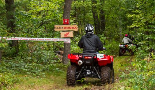Honda ATV Explore Outdoors | YummyMummyClub.ca