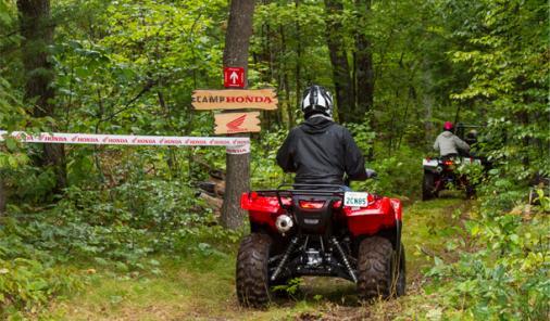Honda ATV Explore Outdoors | YummyMummyClub.ca