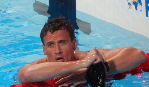 Ryan Lochte on Dancing with the Stars | YummyMummyClub.ca