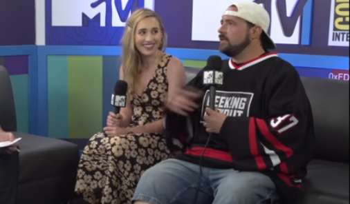 Kevin Smith Sends Potent Message to Daughter's Trolls | YummyMummyClub.ca